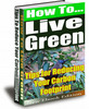 Thumbnail How to Live Green Tip for Reducing Your Carbon Footprint
