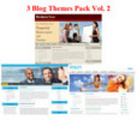 **HOT** 3 Blogs Themes Pack (PLR)