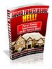 Avoid Foreclosure Hell  PLR