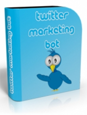 Product picture #upgraded# Twitter Marketing Bot Software with Private Label