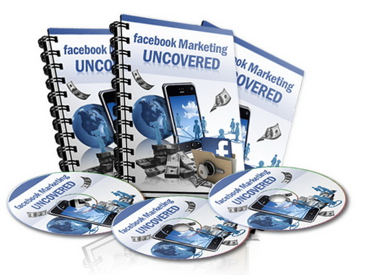 Product picture **Completed Video** How To Cover FACEBOOK Marketing