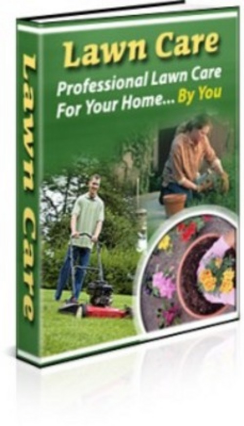 Product picture **TIPS** Lawn Care by Yourself PLR