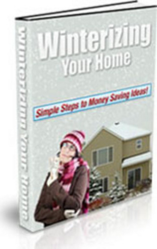 Product picture **Hot Tips** Wintering Your Home
