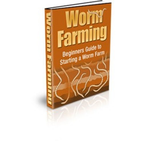 Product picture *Worm Farming*  Beginners Guide To Starting A Worm Farm
