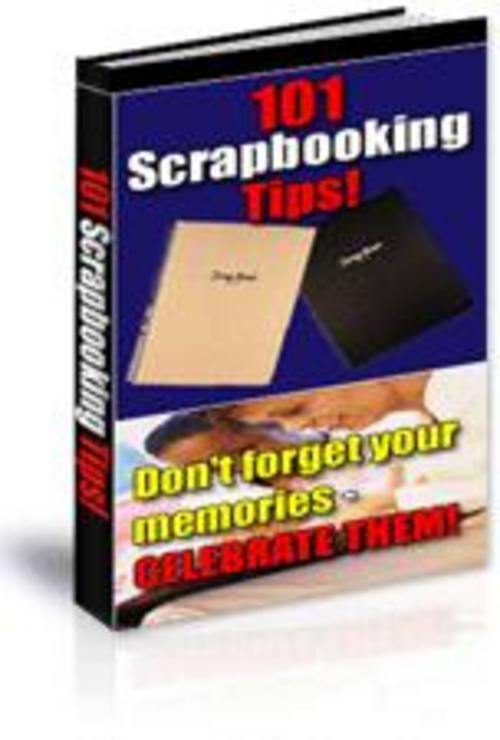 Product picture HOT TIPS To Create Beautiful Scrapebook