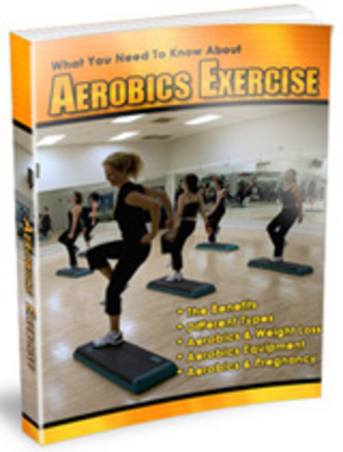 Product picture **TIPS** Aerobic Exercise Fitness (PLR)