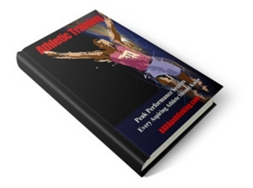 Product picture *EBOOK UPGRADED* Athletic Training PLR