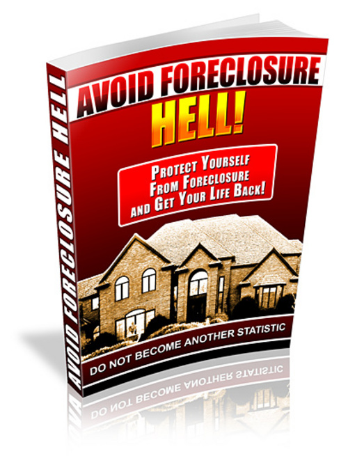 Product picture Avoid Foreclosure Hell  PLR